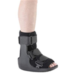 WALKING BOOT LOW TOP - Used by orthopedists,